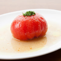 まるごとトマトの浅漬け
